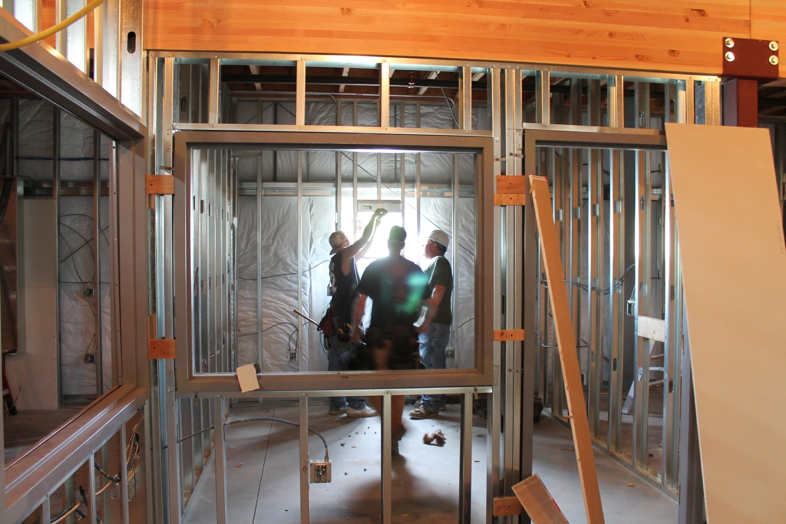 Advantages of Steel Framing in California