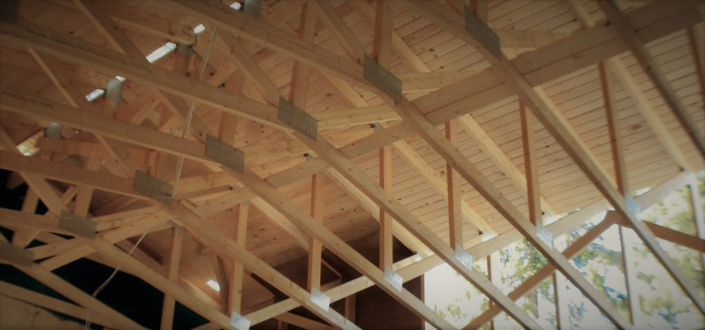 Roof Truss System San Diego County Framing Amp Painting