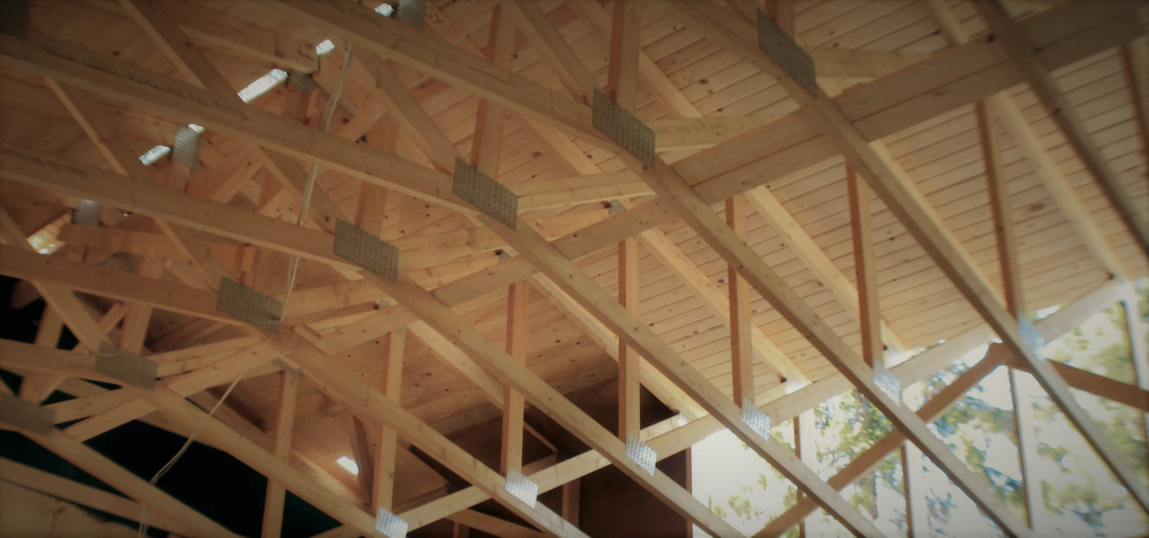 Proper Roof Truss Selection & Installation for San Diego Properties