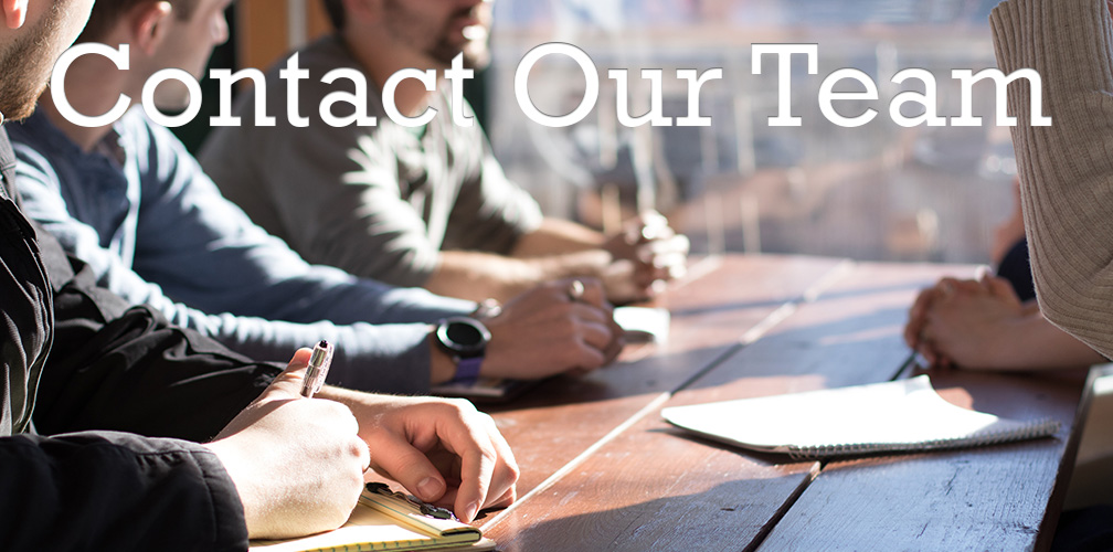 Contact Our San Diego Team