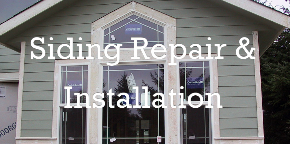San Diego Wood & Composite Siding Installation and Repair Contractor