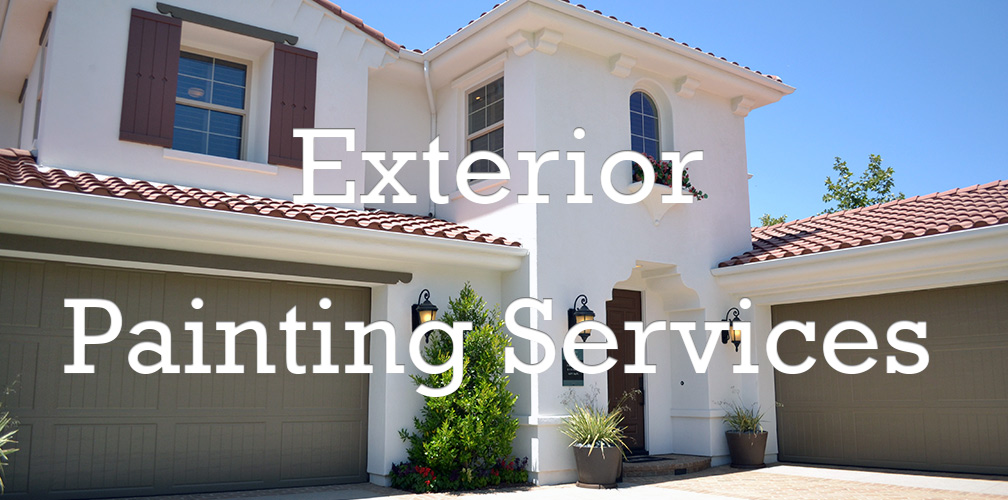 Exterior Residential Painting Services